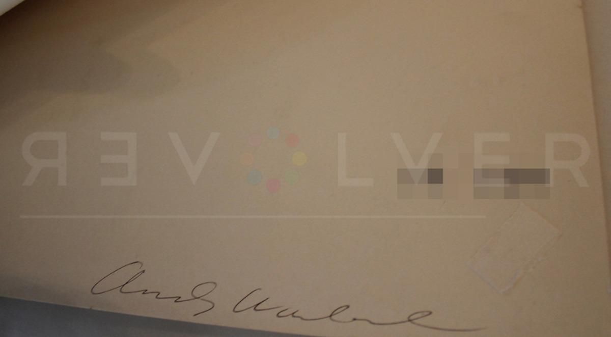 Andy Warhol - New England Clam Chowder F.S. II 57 sig blur jpg
