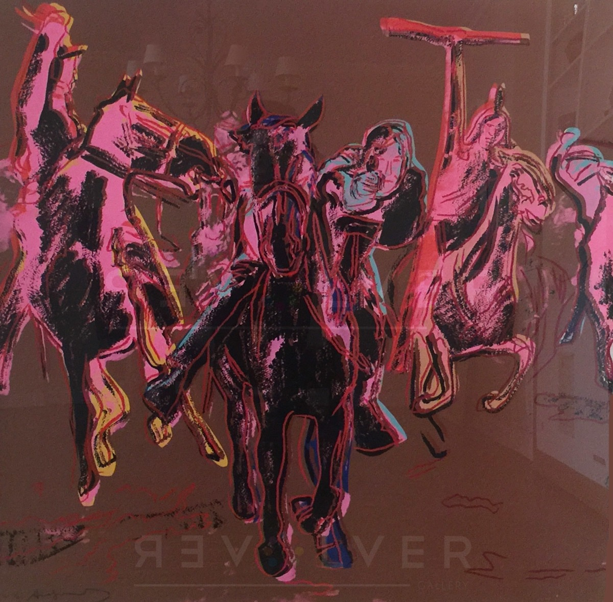 Andy Warhol - Action Picture F.S. II 375 jpg