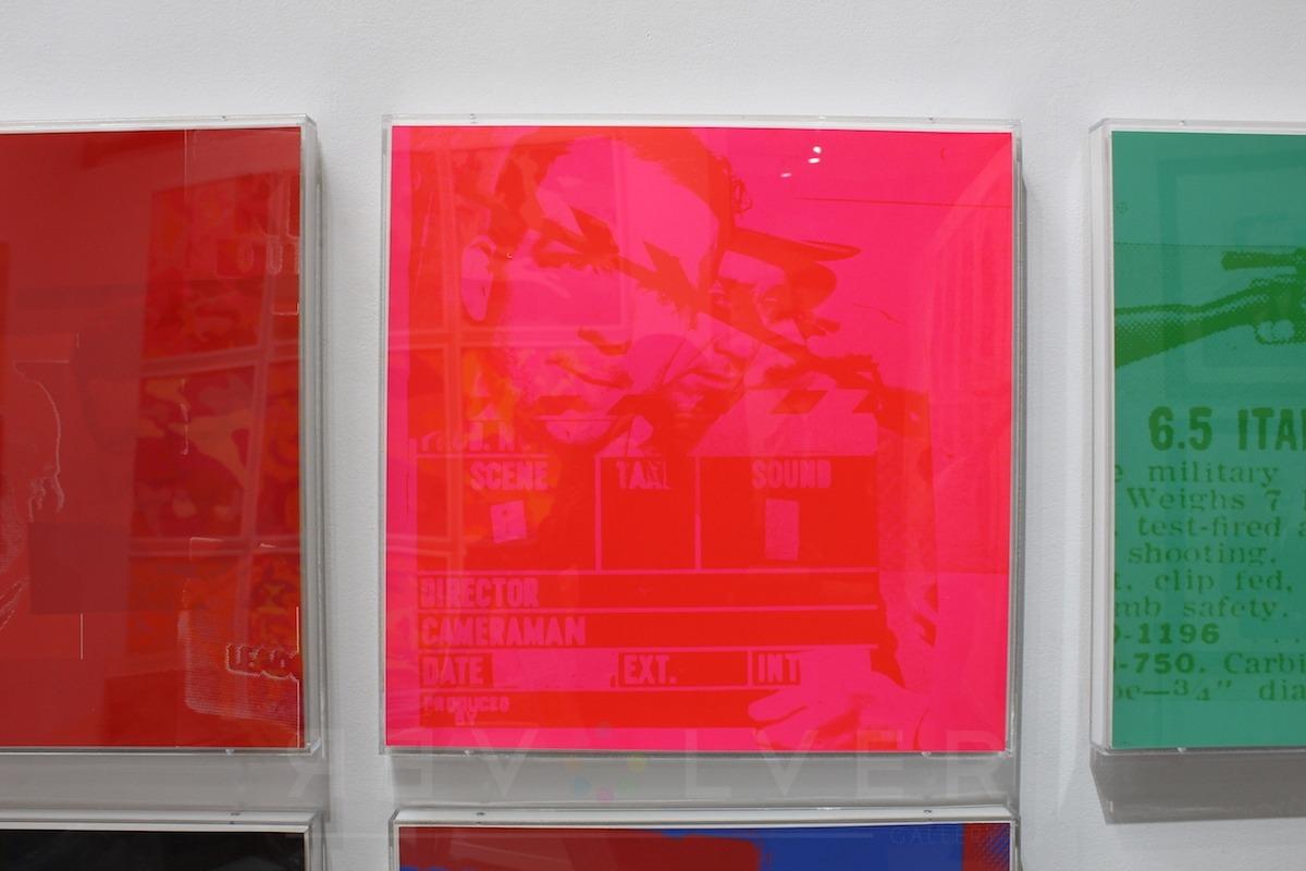 Andy Warhol - Flash F.S. II 36 hanging jpg