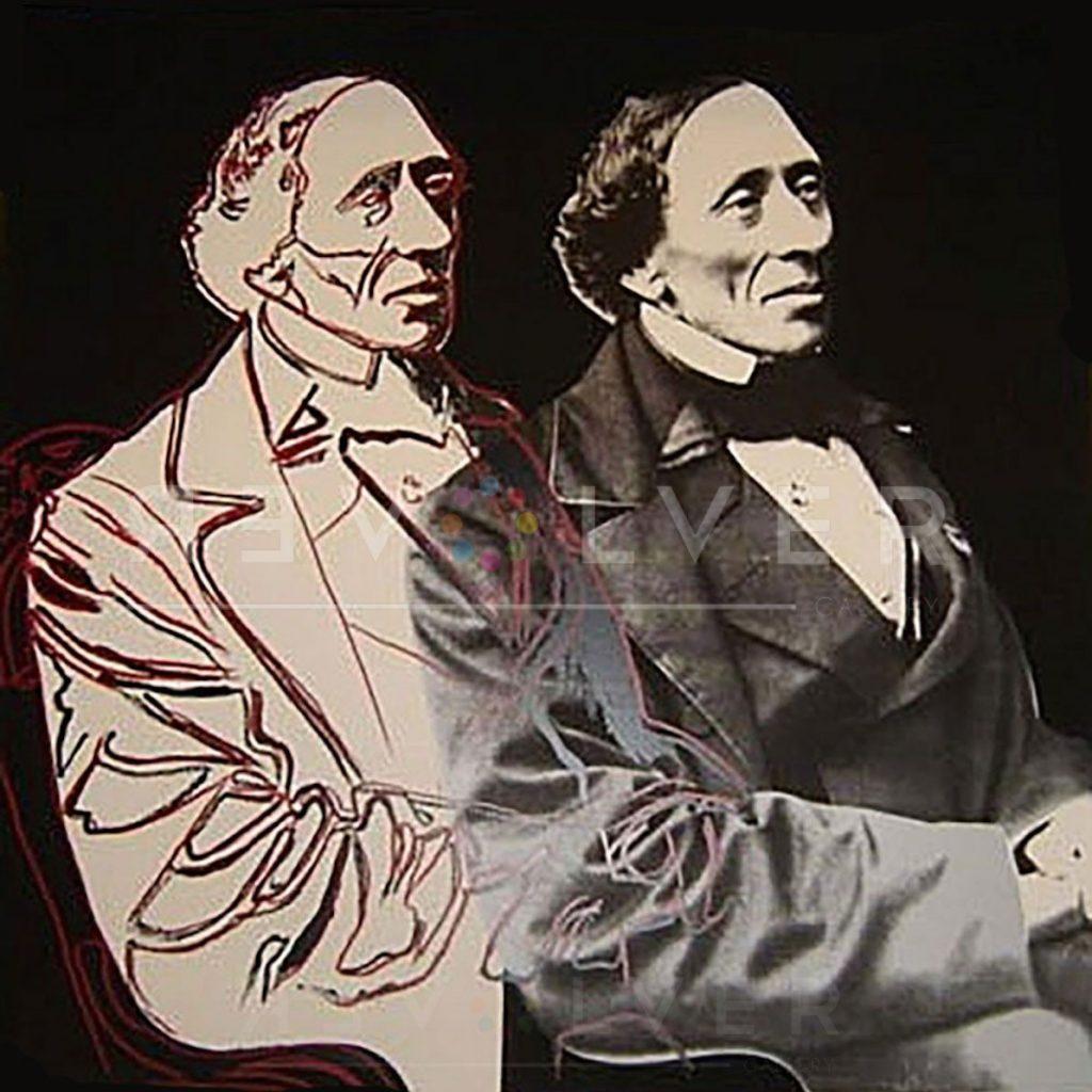 Andy Warhol - Hans Christian Andersen 394 jpg