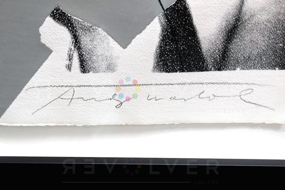 Andy Warhol - Mick Jagger F.S. II 147 sig blur jpg