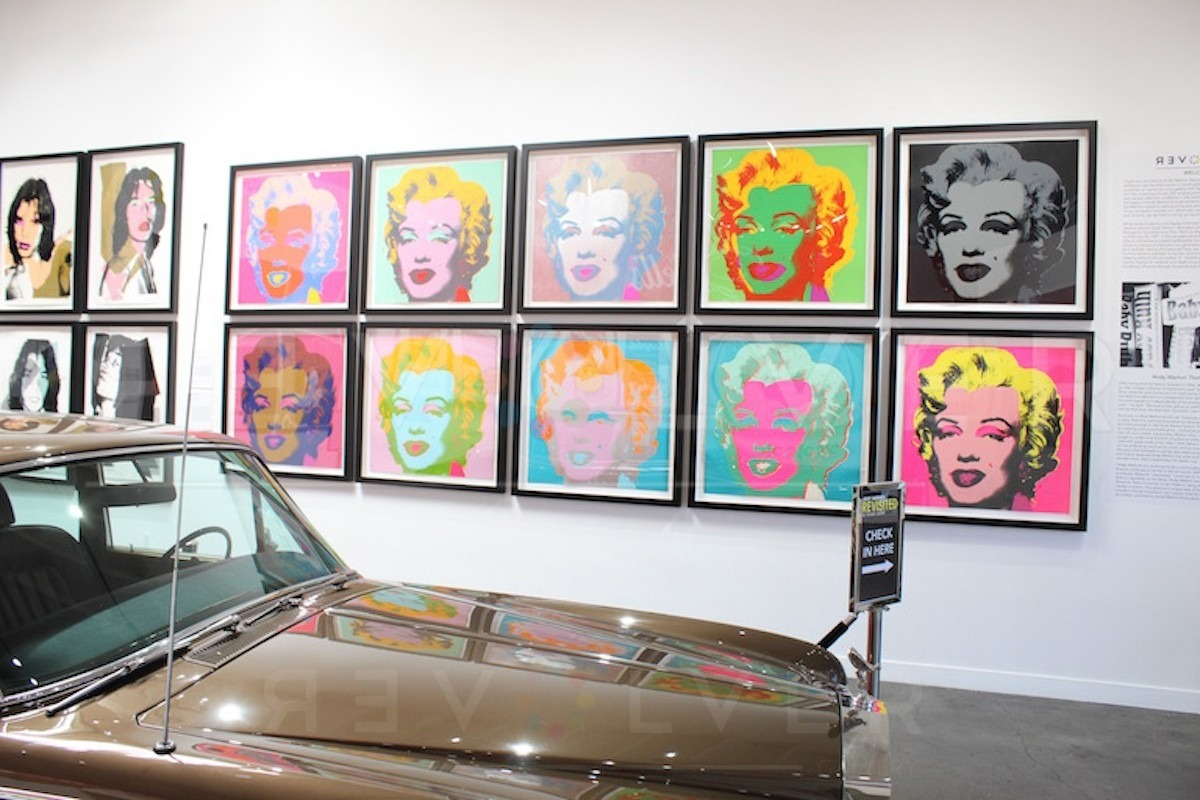 Andy Warhol - Marilyn Monroe F.S. II 29 hanging jpg