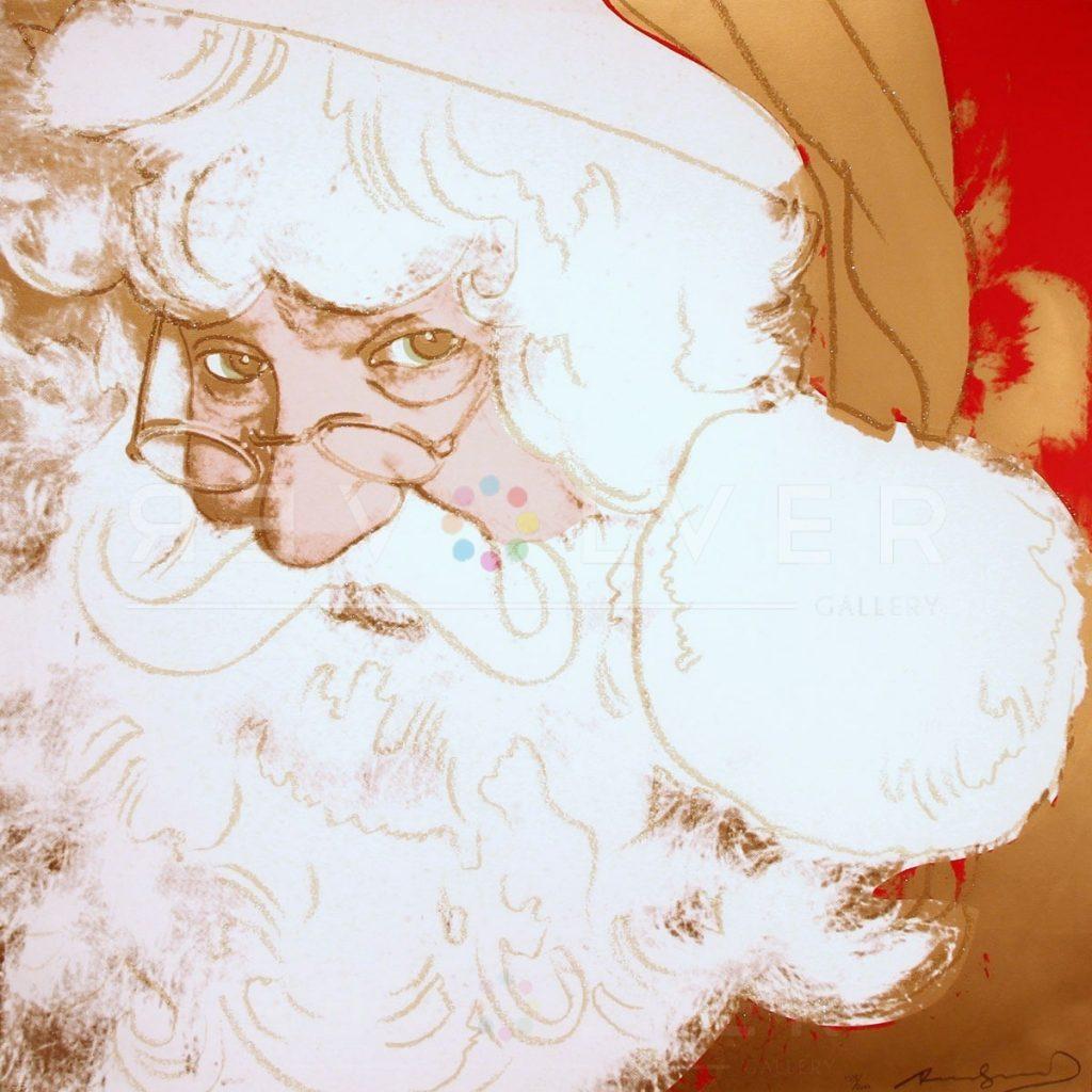 Andy Warhol - Santa Claus F.S. II 266 jpg