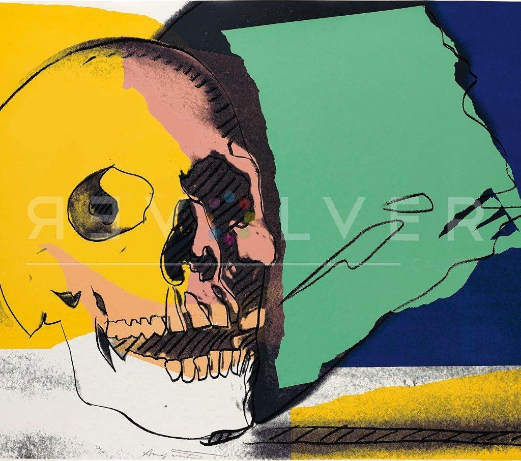 Andy Warhol - Skulls F.S. II 158 jpg