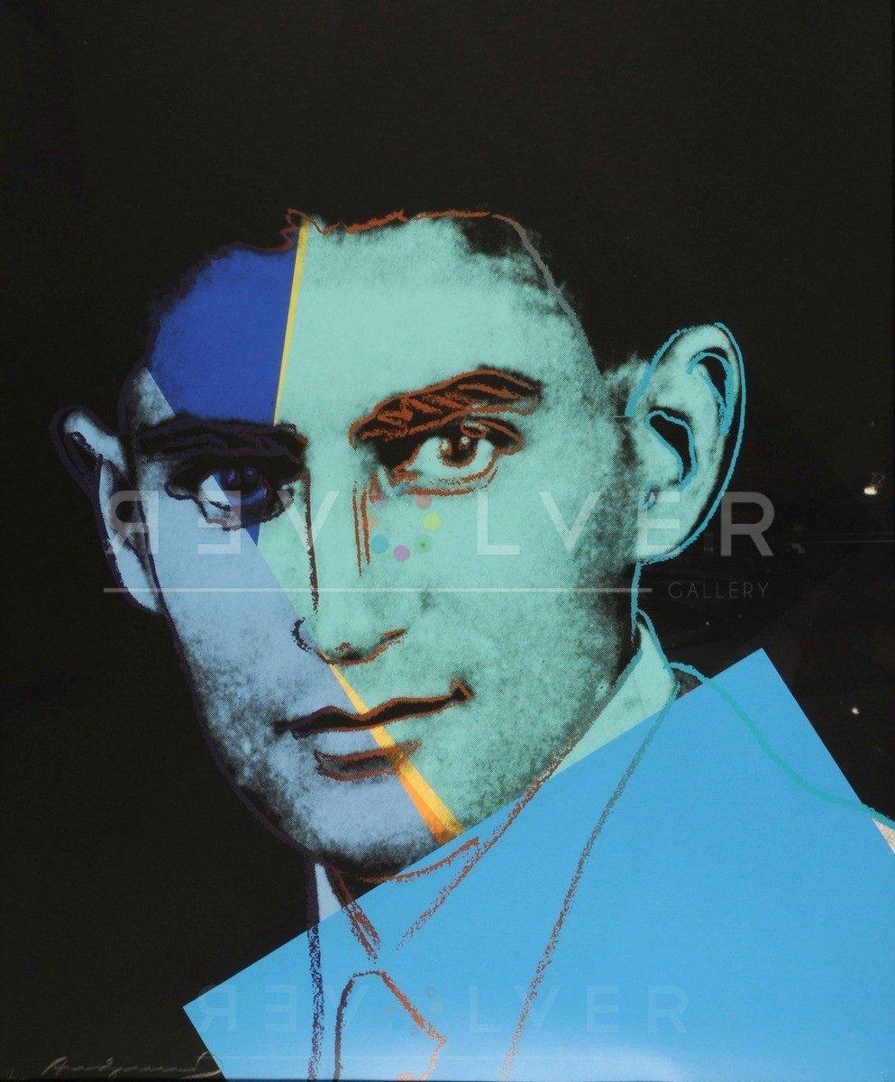 Andy Warhol - Franz Kafka F.S. II 226 jpg