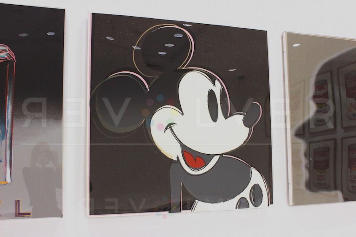 Andy Warhol - Mickey Mouse F.S. II 265 hanging jpg