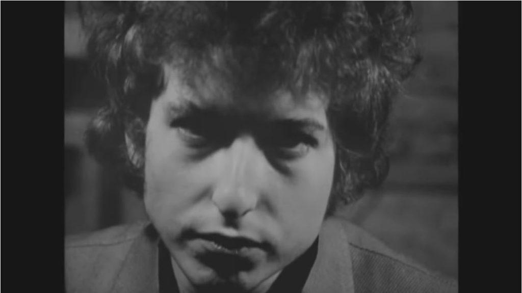 Bob Dylan Screentest
