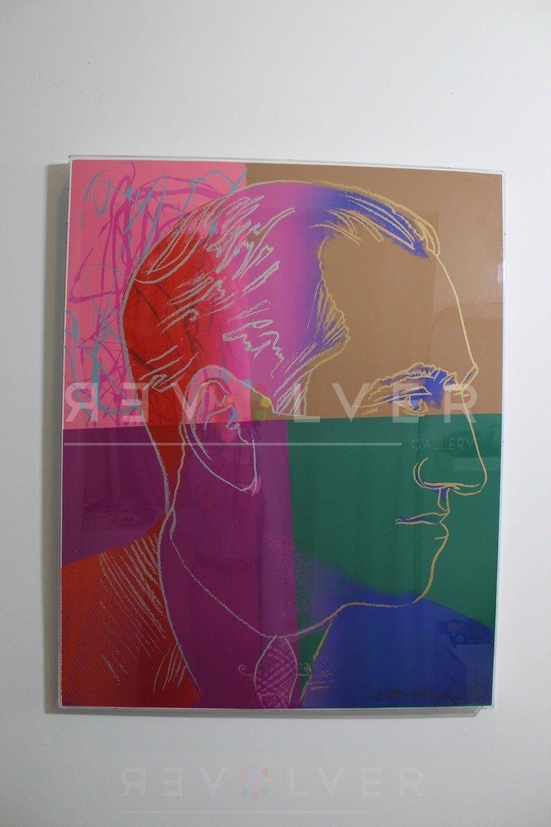 Andy Warhol - George Gershwin F.S. II 231 jpg
