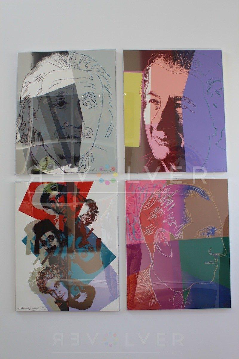 Andy Warhol - George Gershwin F.S. II 231 hanging jpg