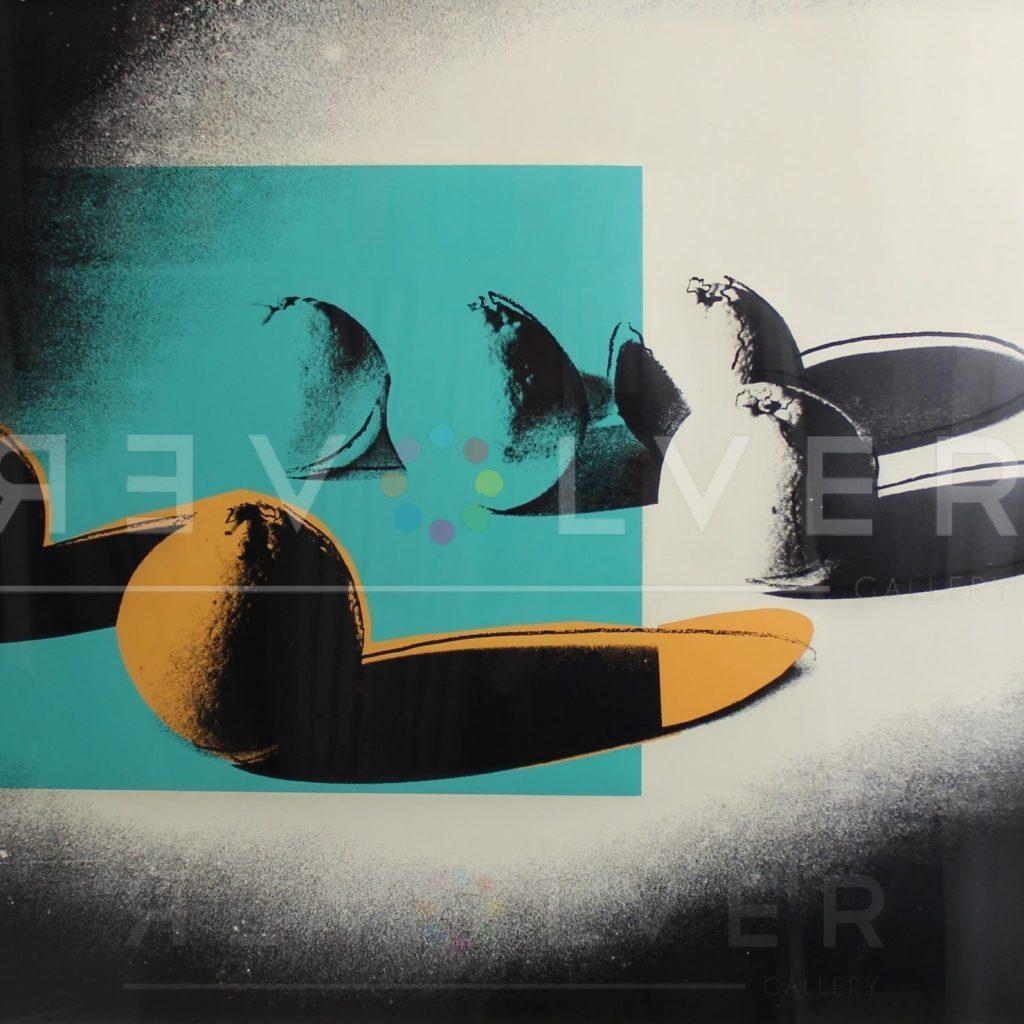 Andy Warhol - Space Fruit: Oranges F.S. II 197 jpg
