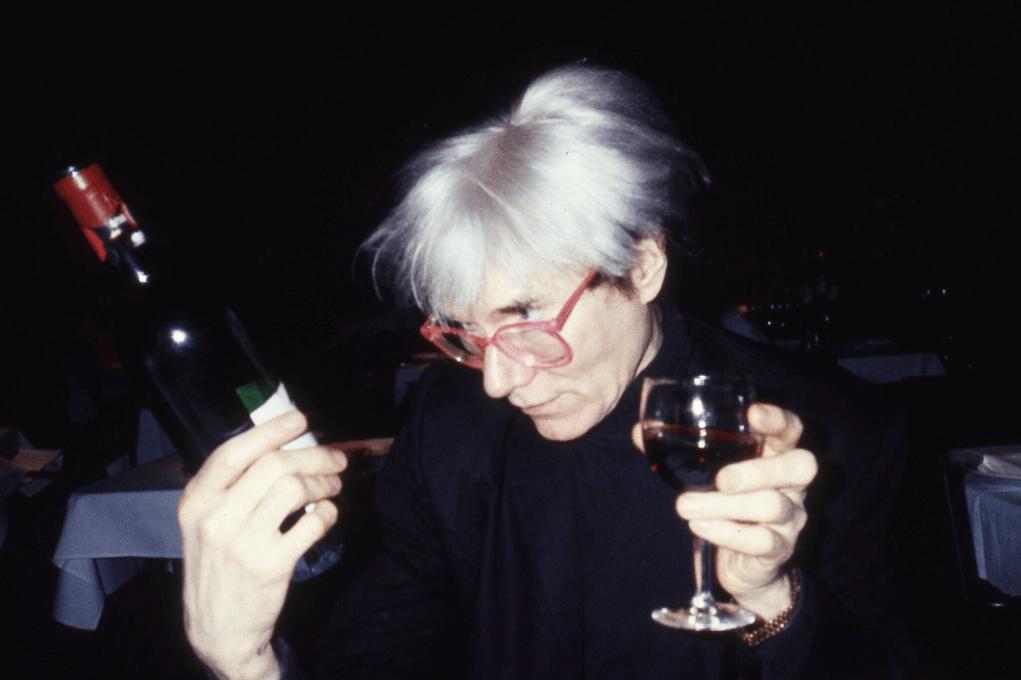 Warhol On Wine