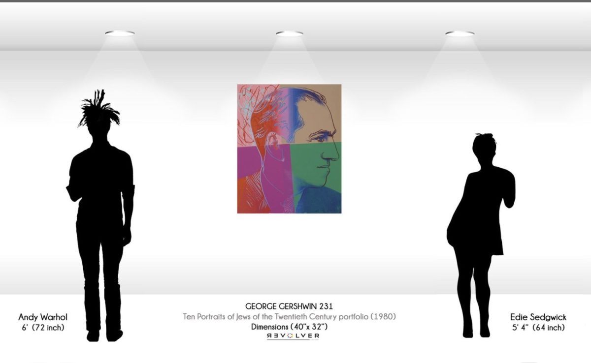 Andy Warhol - George Gershwin F.S. II 231 wd jpg