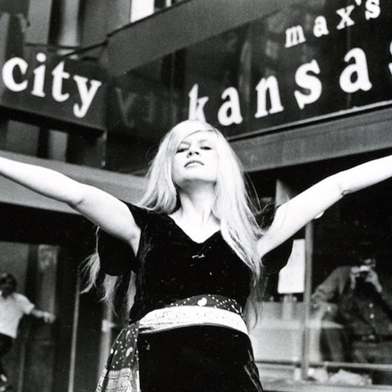 Warhol Superstar Andrea Feldman