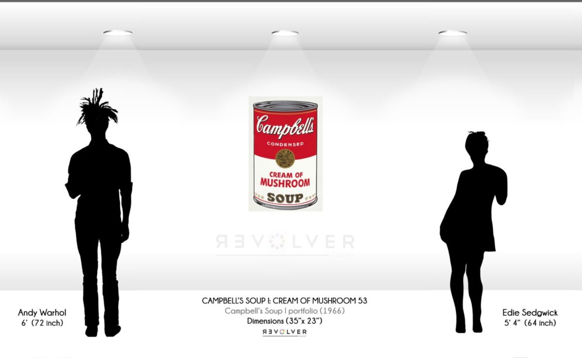 Andy Warhol - Cream of Mushroom F.S. II 53