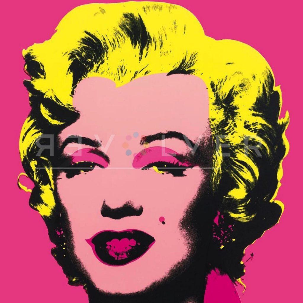 Andy Warhol - Marilyn Monroe F.S. II 31 jpg