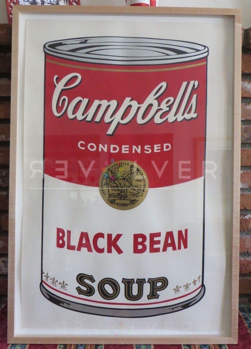 Andy Warhol - Black Bean F.S. II 44 frame jpg