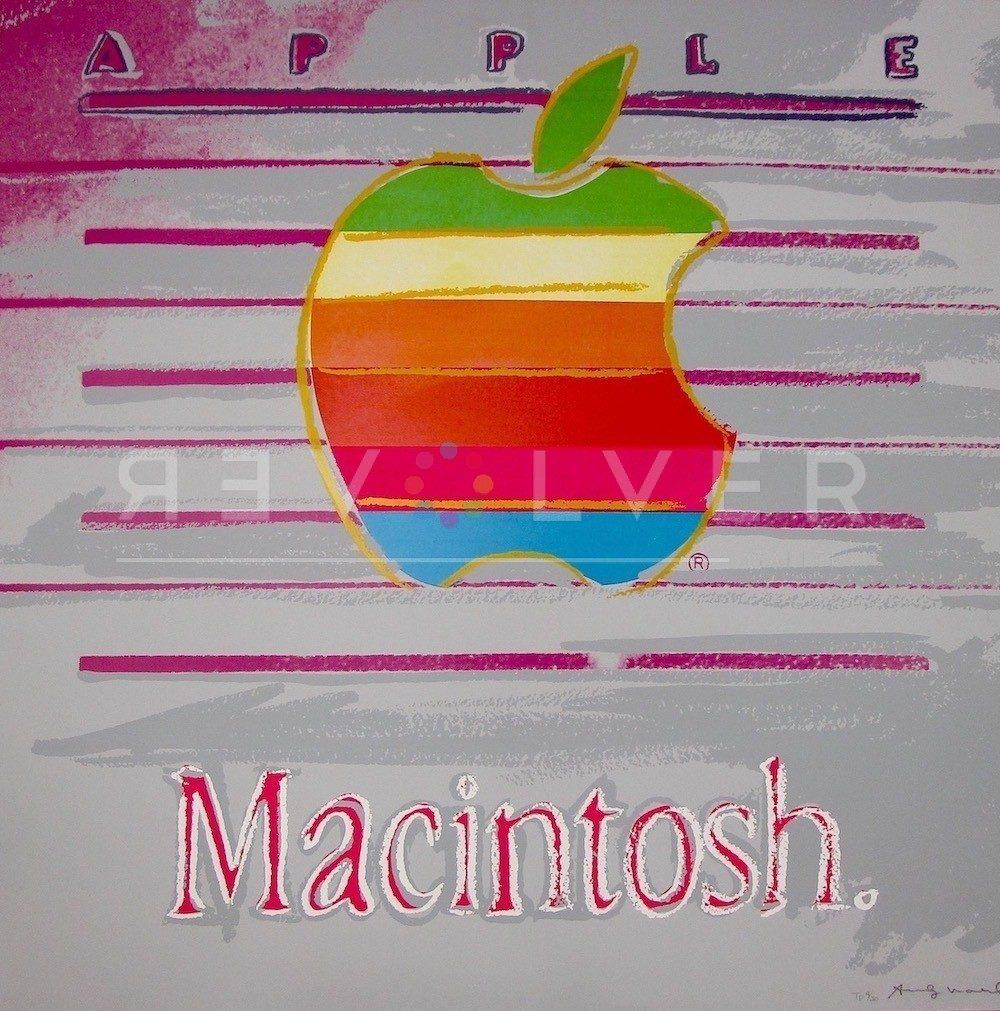 Andy Warhol - Apple 359