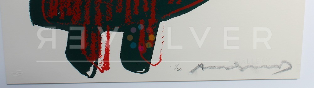 Andy Warhol - Dollar Sign 278