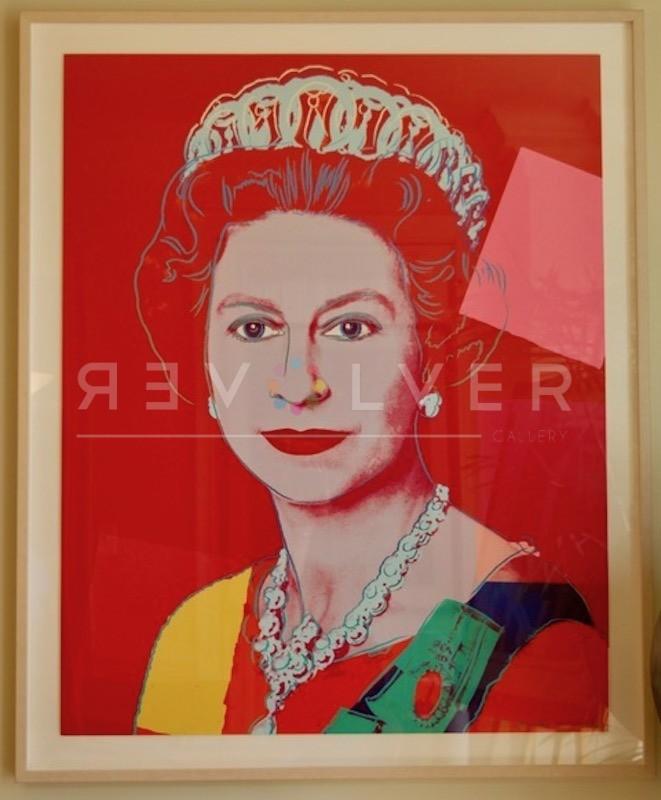 Andy Warhol - Queen Elizabeth