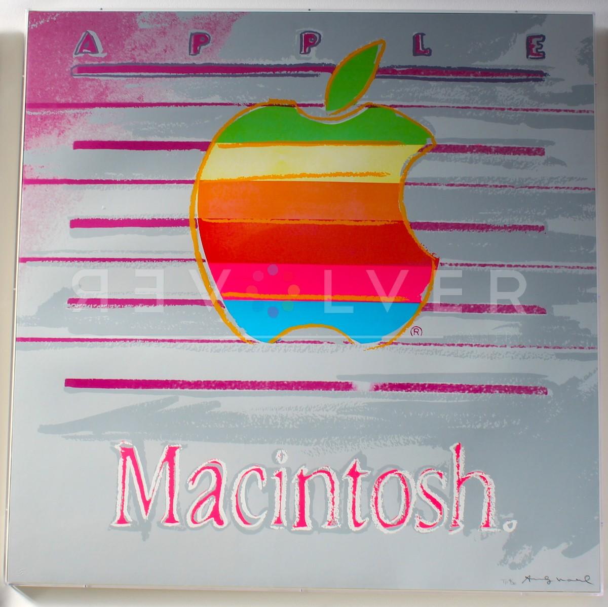 Andy Warhol - Apple F.S. II 359 TP