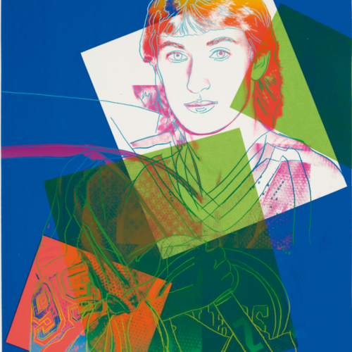 Andy Warhol – Wayne Gretzky F.S. 306 TP