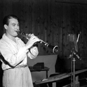 Photograph of Artie Shaw