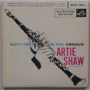 Album Cover for Artie Shaw
