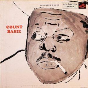 Count Basie Album Cover