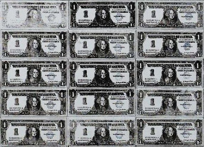200 one dollar bills